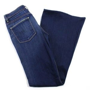 7 For All Mankind Flare Bellbottom Jeans 27